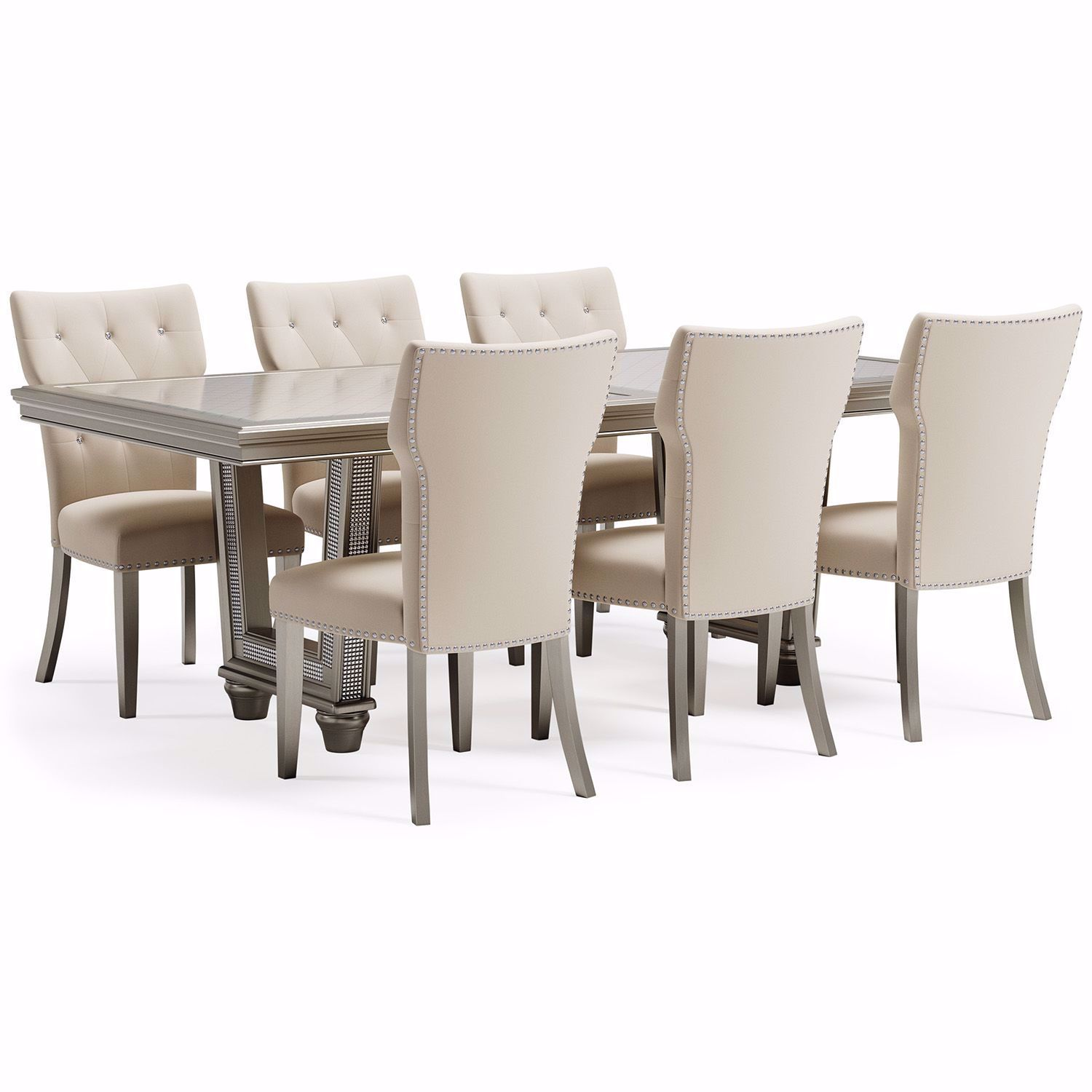 Picture of Chevanna Rectangle Table and 6 Chairs
