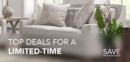 Top Deals for a Limited-Time (Save)