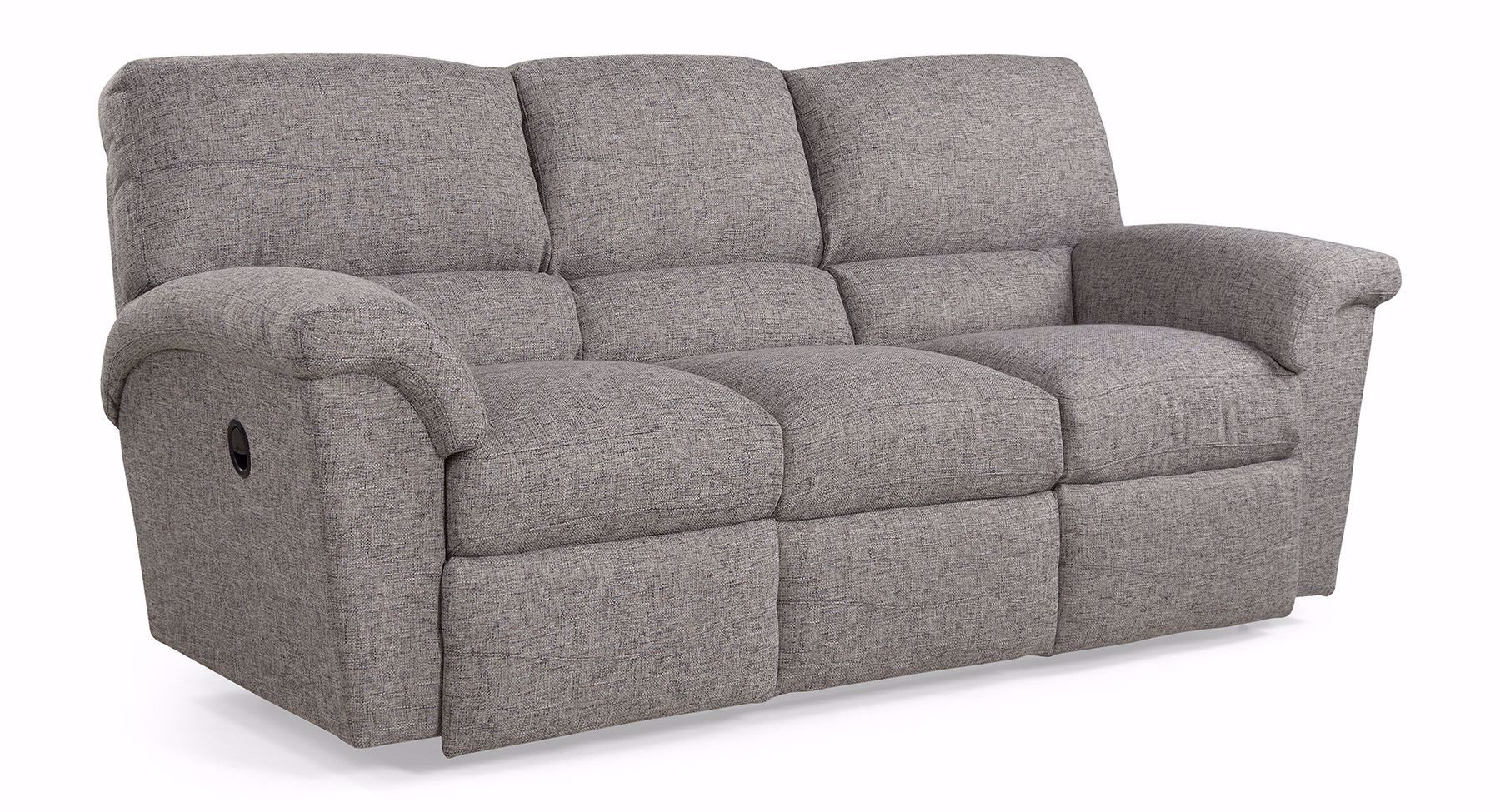 Picture of Reese Salt and Pepper Reclining Sofa