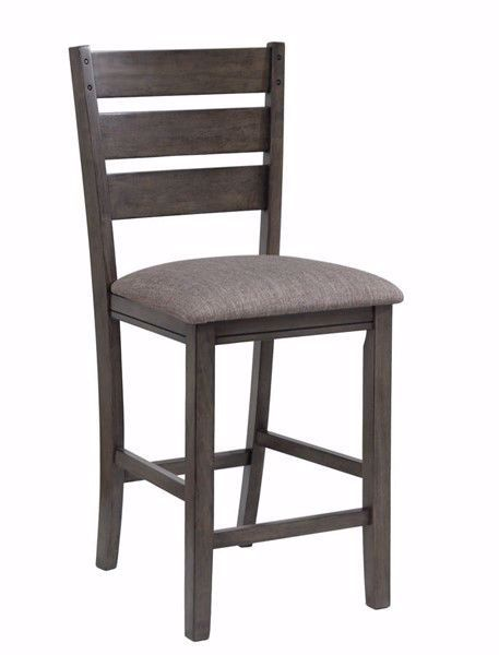 Picture of Bardstown Upholstered Counter Stool