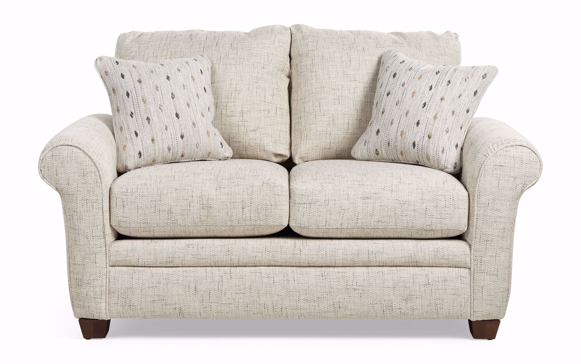 Picture of Natalie Oyster Loveseat