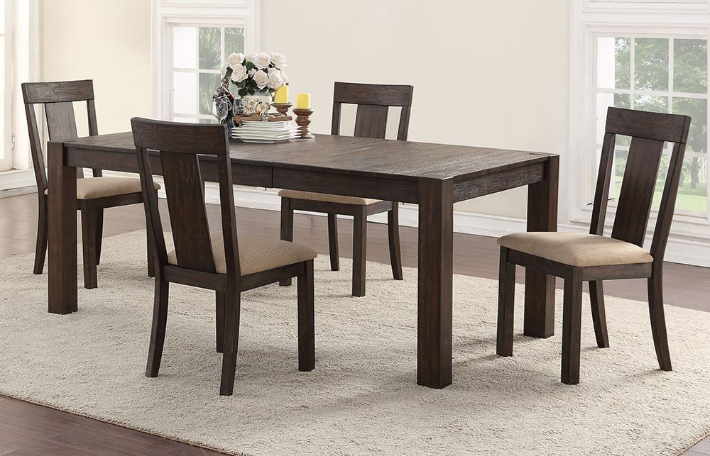 timeless design 8f1ac 7149b Andie Dining Table with Four Chairs
