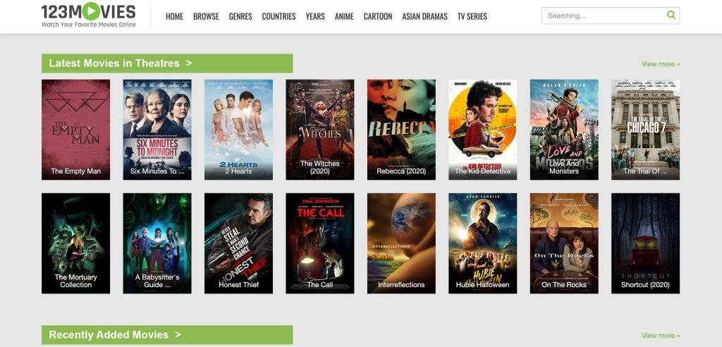 123 Movies - Best Putlocker Alternative