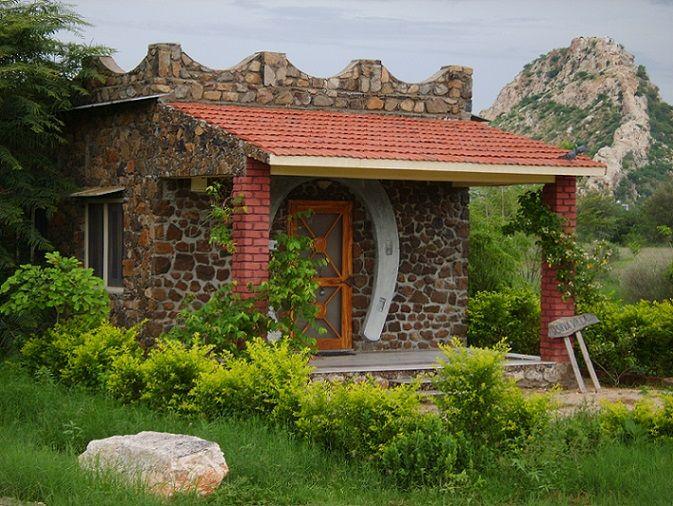 Beautiful Cottages amidst Aravallli hill Korta Escapes