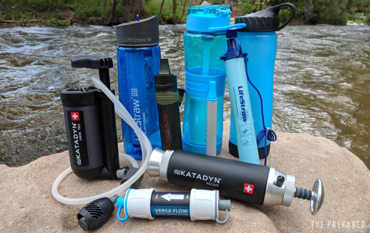 Personal Water Filters