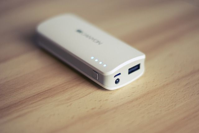 Power Bank Battery