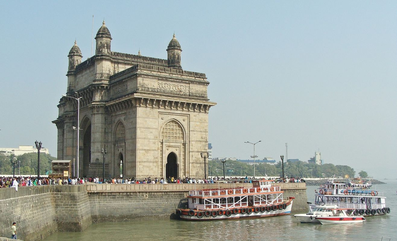 Jetty Ride Gateway Of India