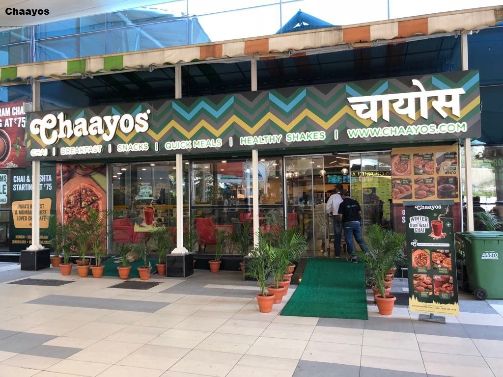 Chaayos At Terminal 1