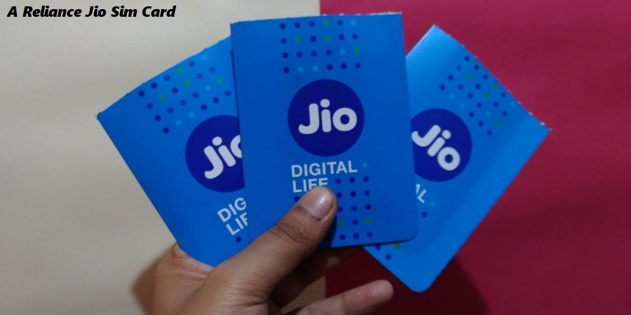 Jio Sim Card How to buy a local sim in India