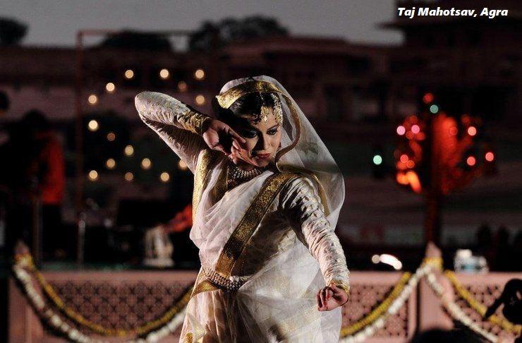 Taj Mahotsav Agra Walking Tour