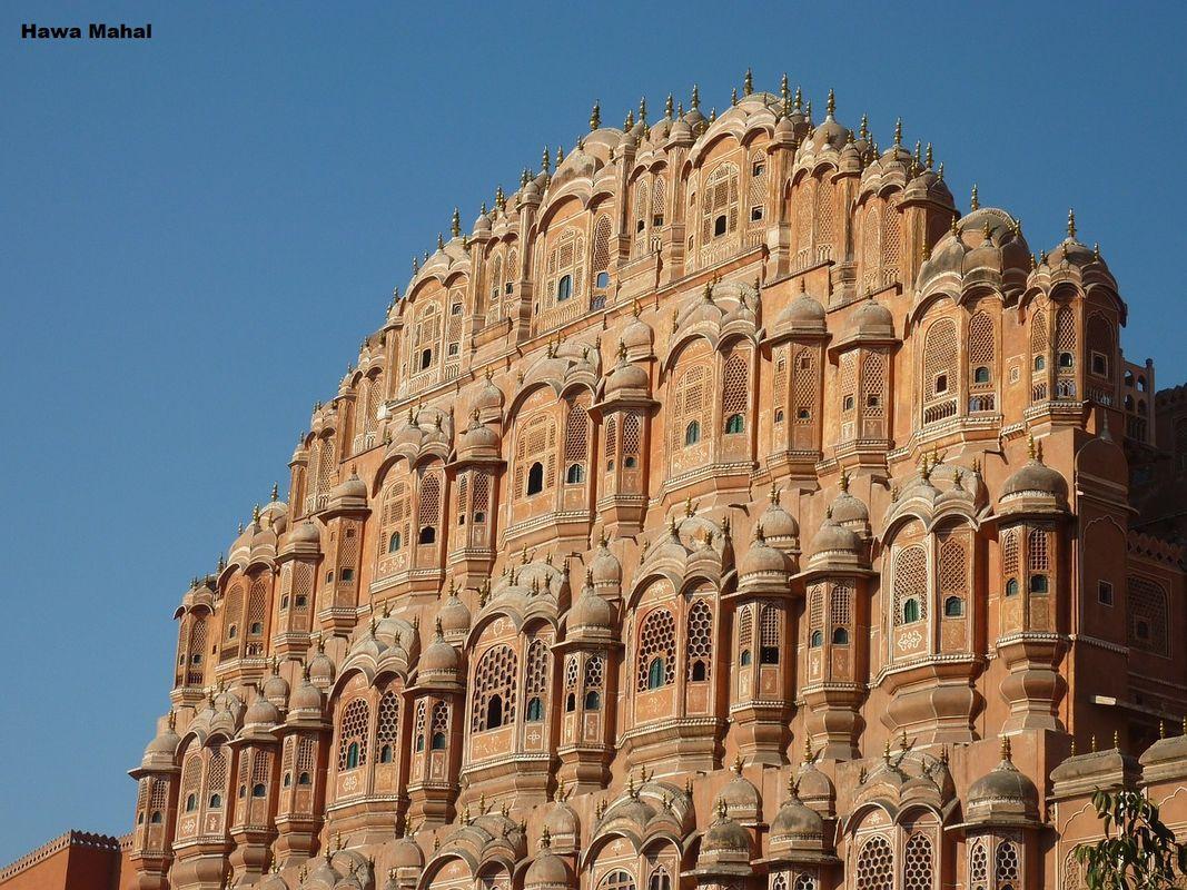 Hawa Mahal Palace Of Winds Cheap Flights To India