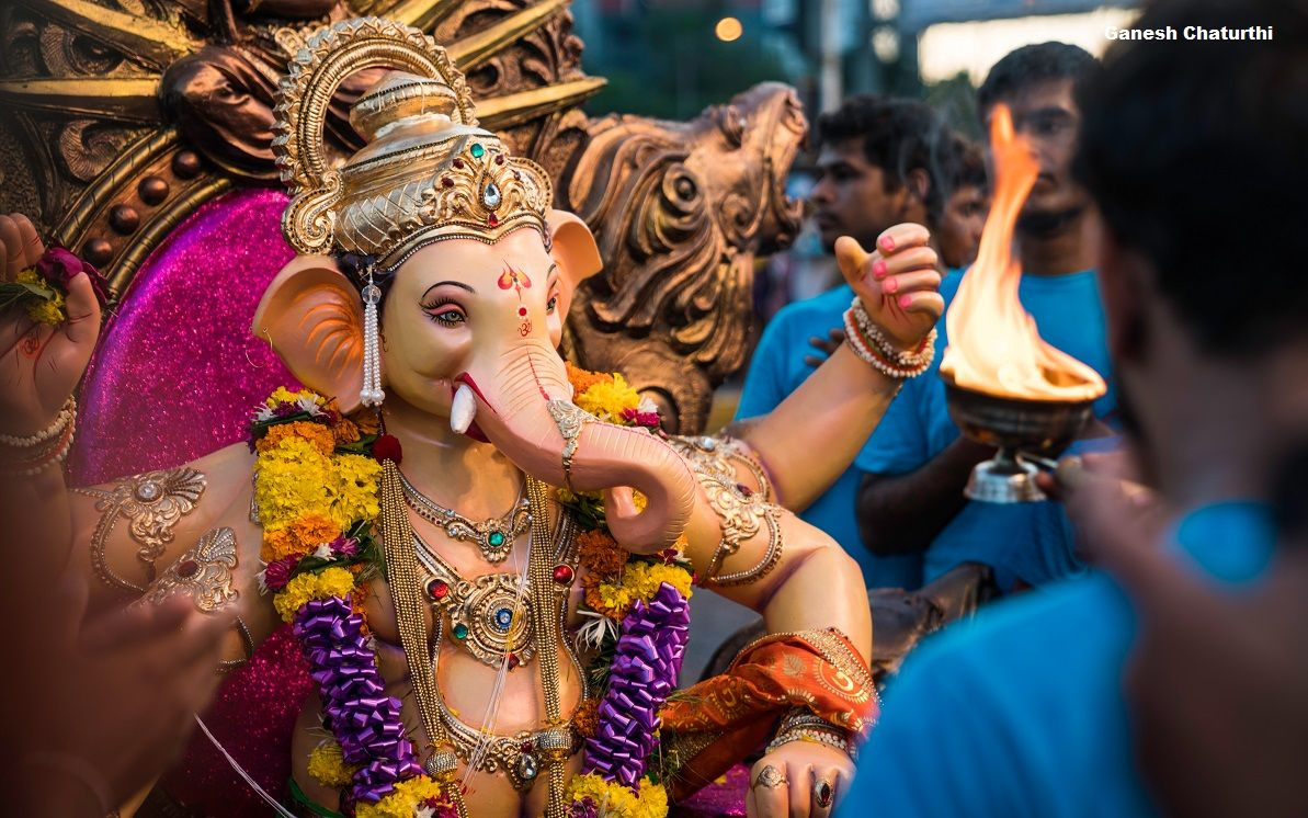 Ganesh Chaturthi Festival Cheap Flights To India