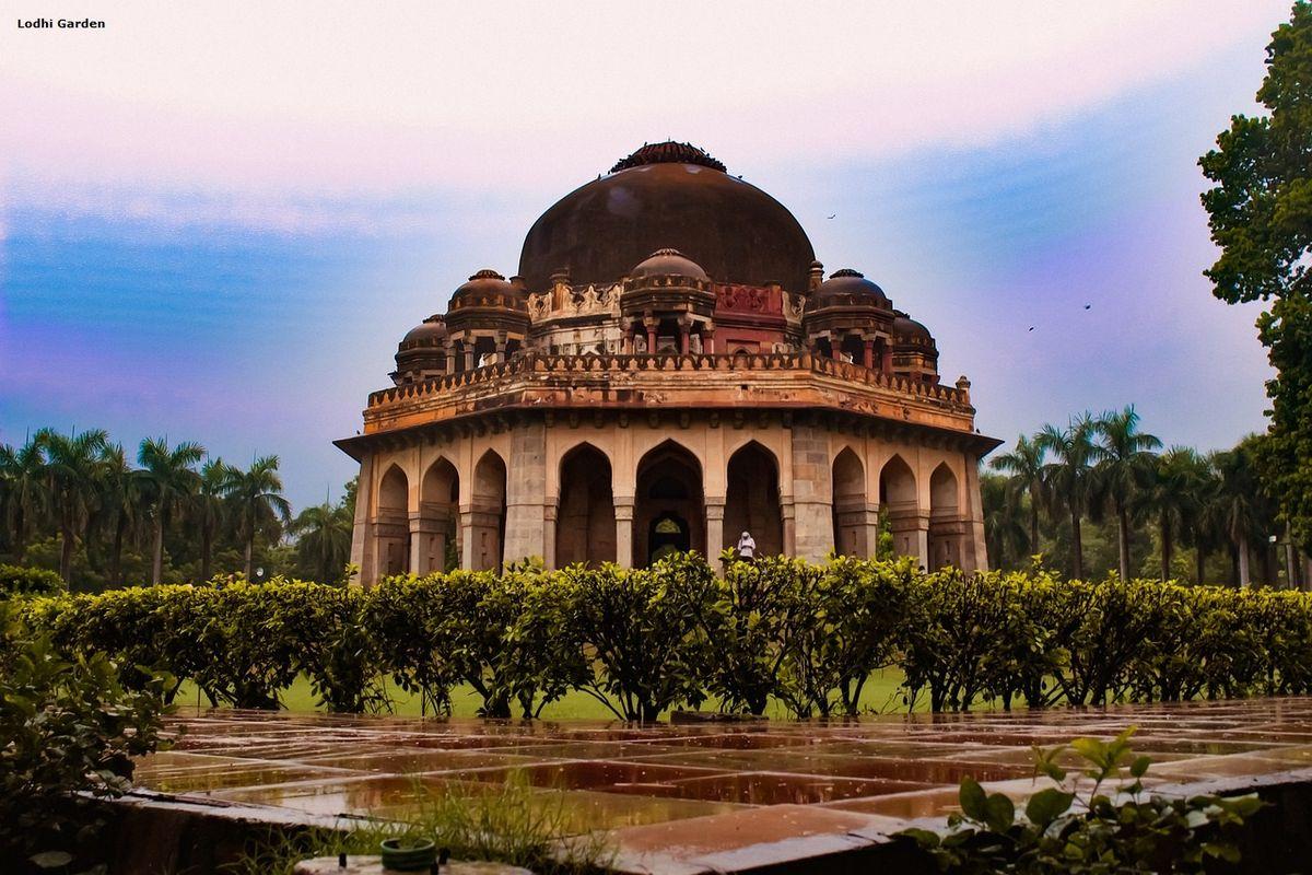 Lodhi Garden Delhi Golden Triangle India Tour.jpg