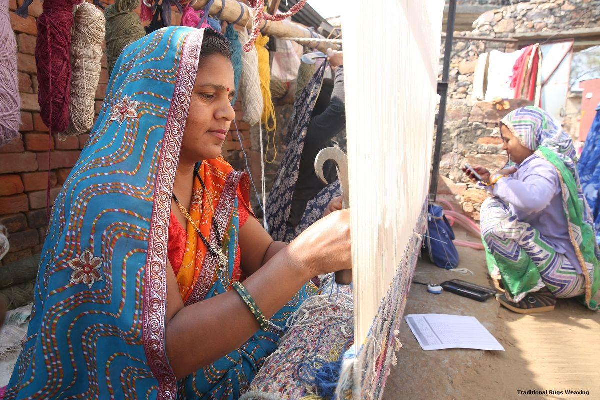 Jaipur Rugs Carpet Weaving Tour Experience Golden Triangle India.jpeg