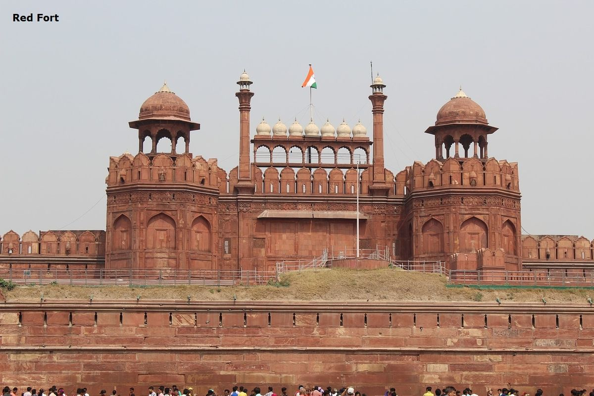 Red Fort Delhi What To Expect While Traveling To India
