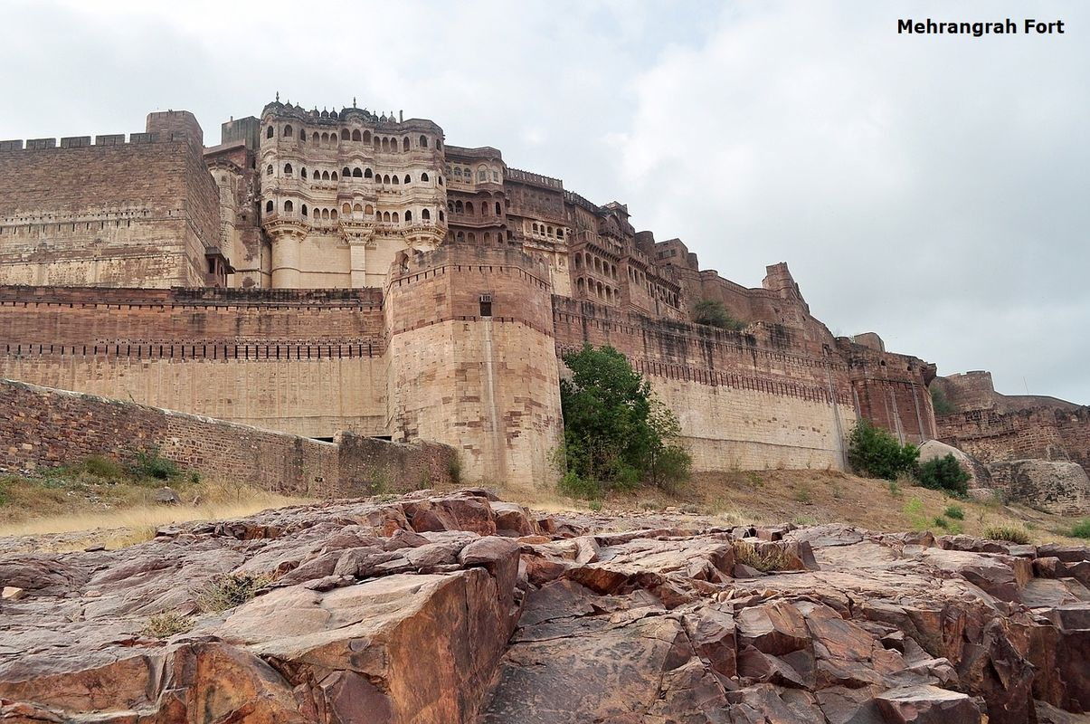 Mehrangarh Fort Jodhpur What To Expect While Traveling To India