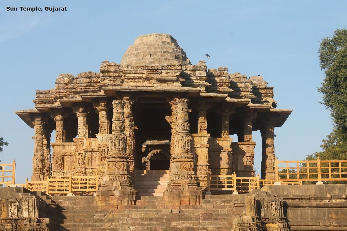 Sun Temple Gujarat What To Expect While Traveling To India
