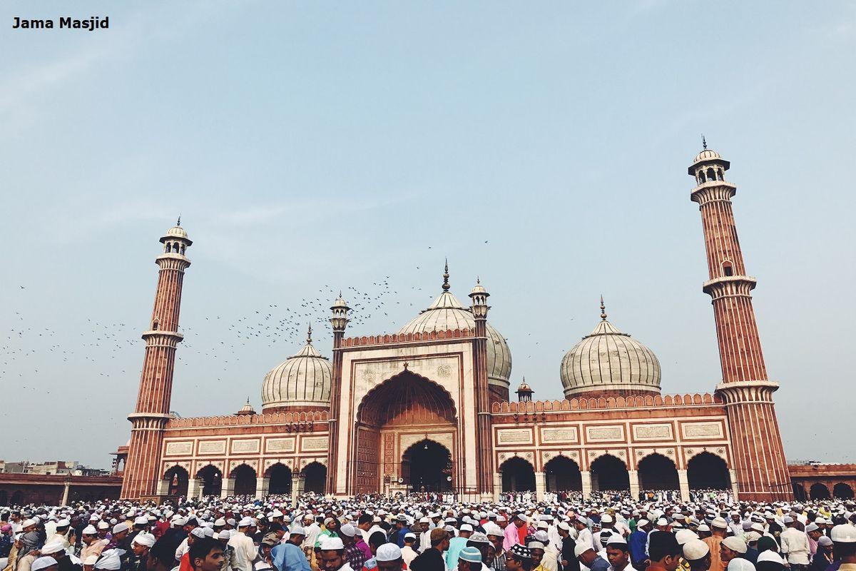 Jama Masjid 2 Day Itinerary of Delhi