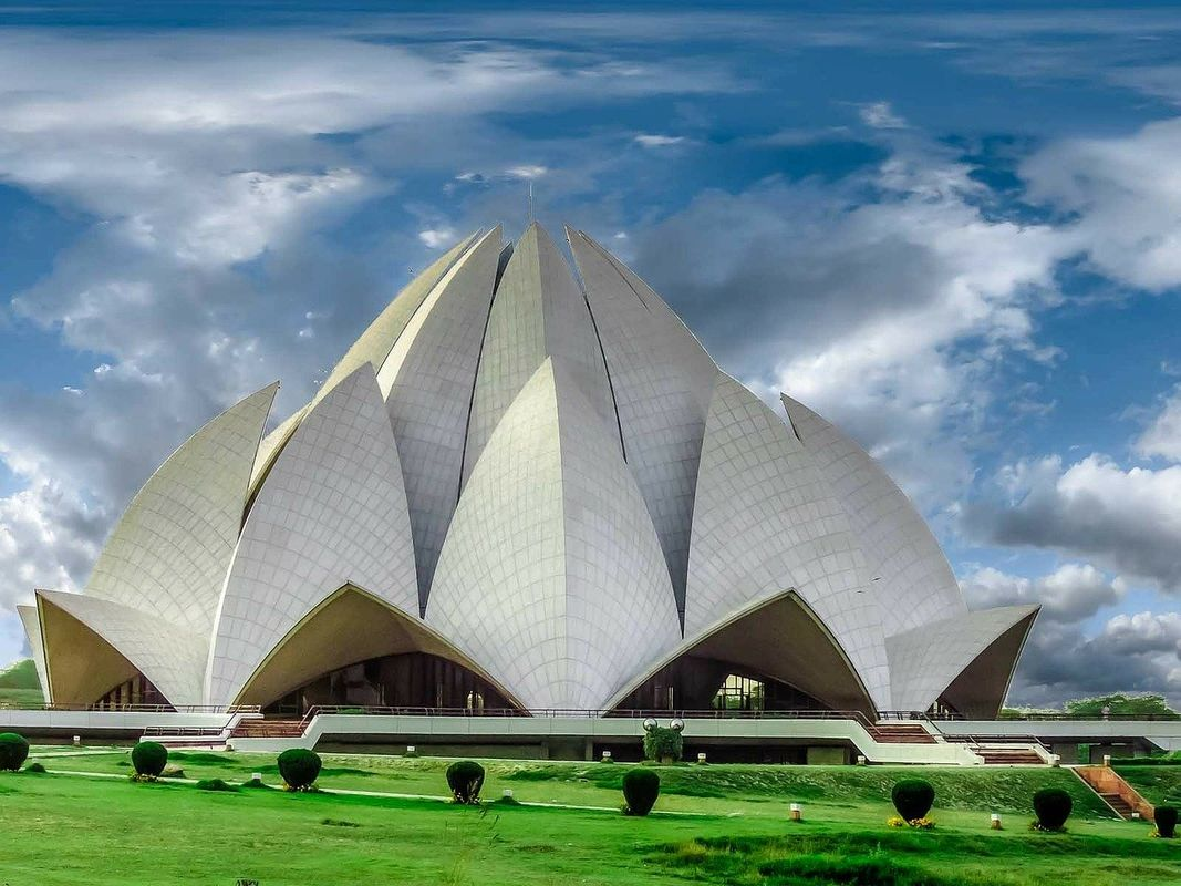 Lotus Temple 2 Day Itinerary of Delhi
