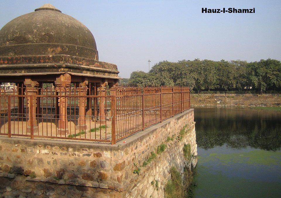 Hauz I Shamzi Delhi