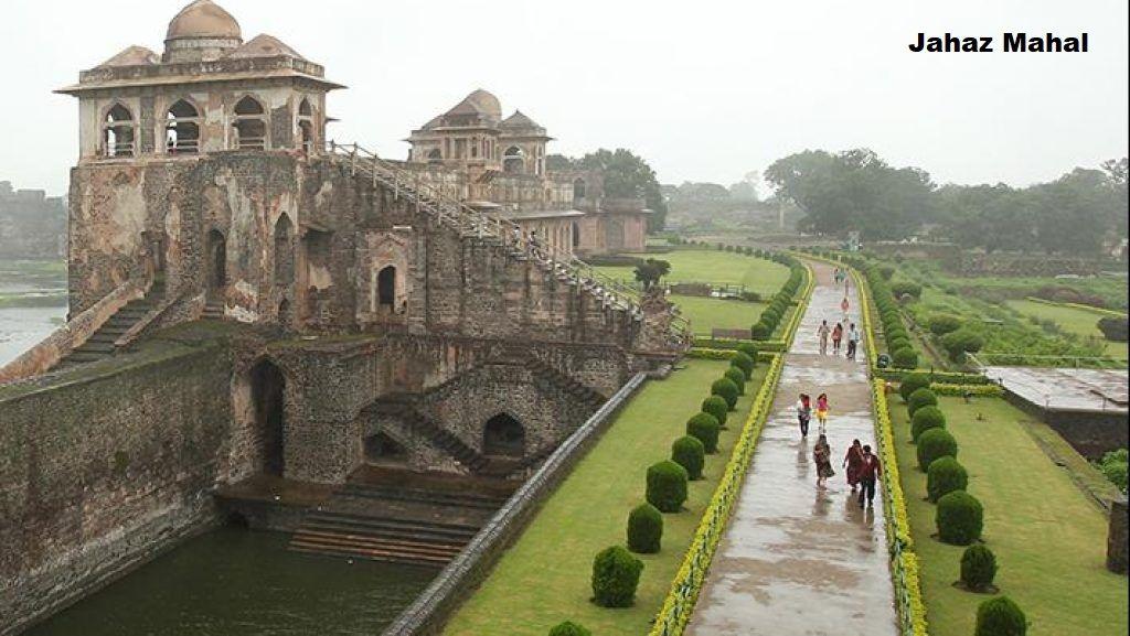Jahaz Mahal Delhi