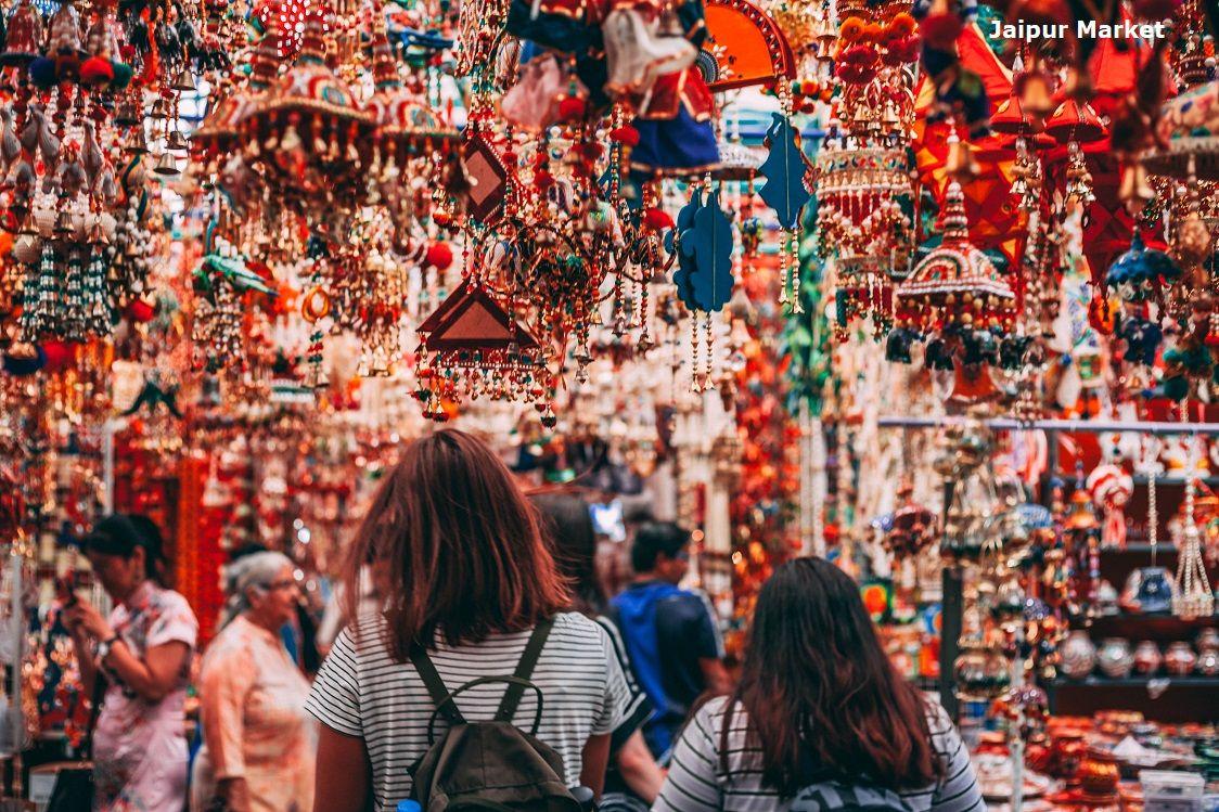 Jaipur Market Jaipur 2 Days Itinerary