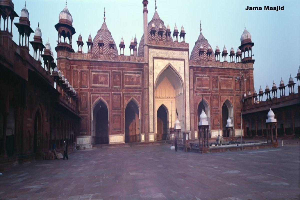 Jama Masjid Agra 2 Day Itinerary