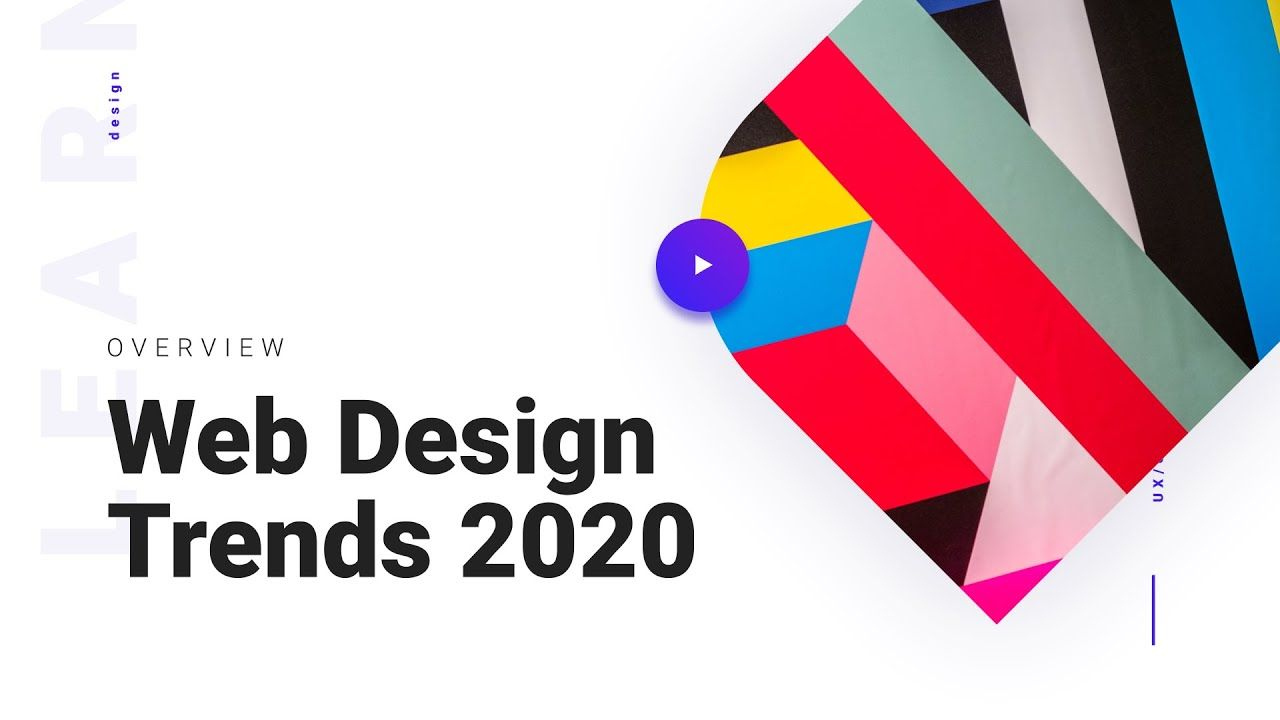 web trend 2020