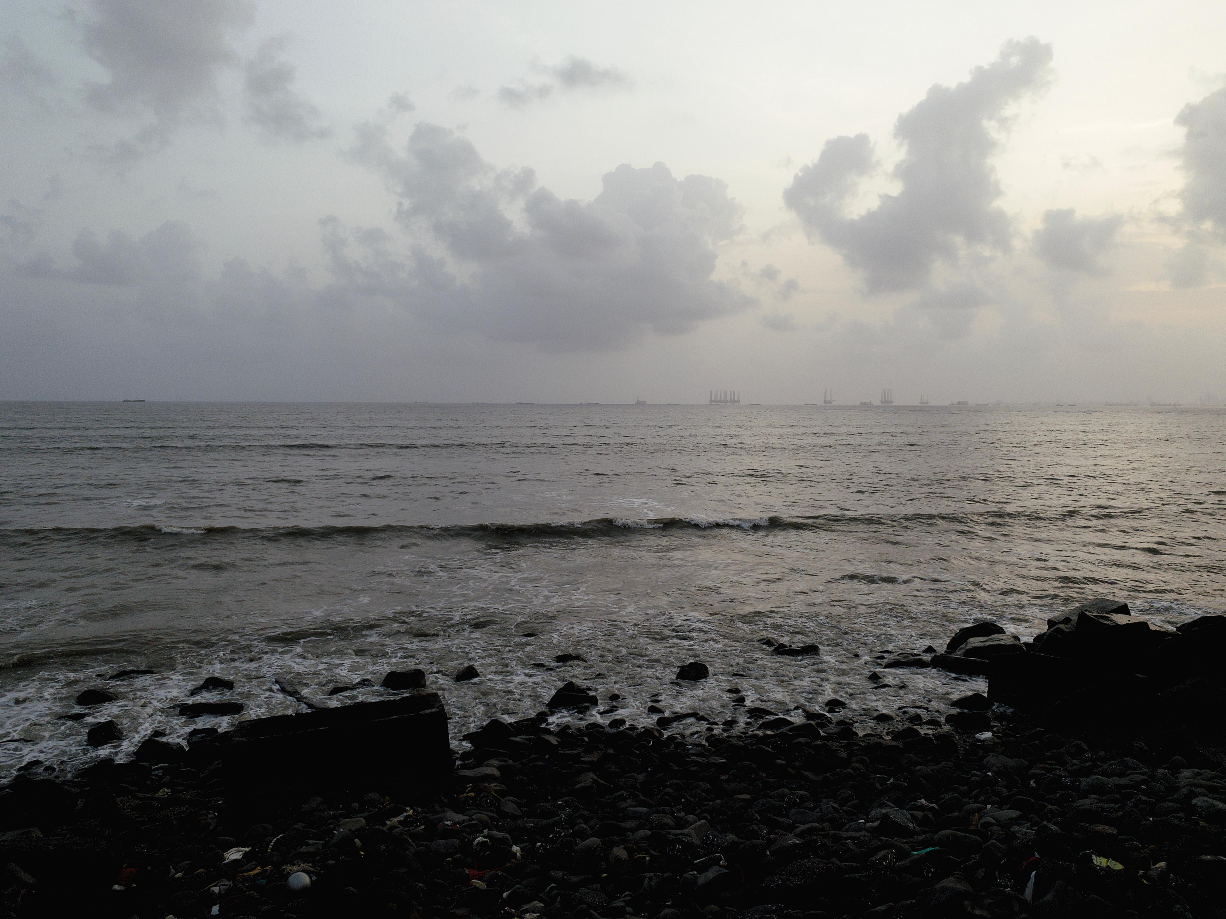 Oil Under the Sea