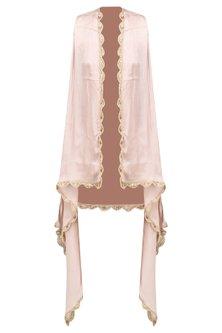 Rose Gold Naya Cape Jacket by Fancy Pants