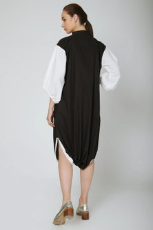 Black Jumpsuit With Pockets by Ritesh Kumar