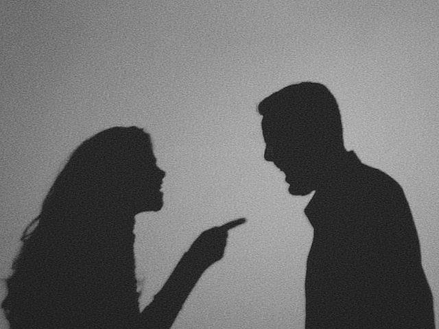 Fase Gejala Menuju Perceraian