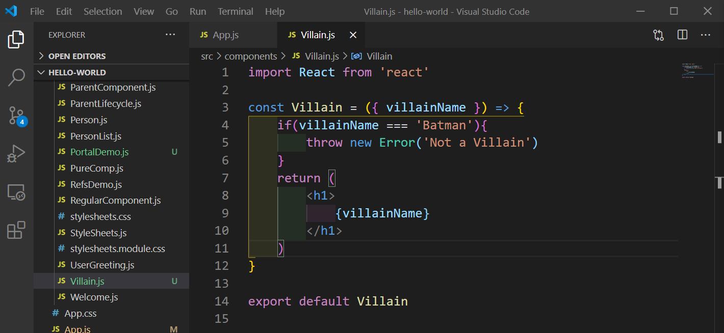 Villain.js