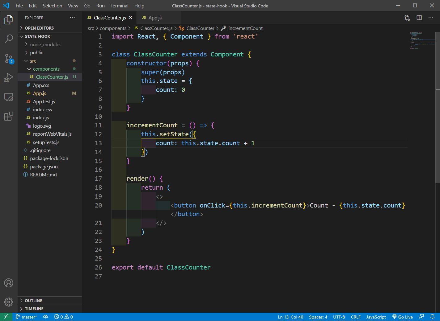 ClassCounter.js