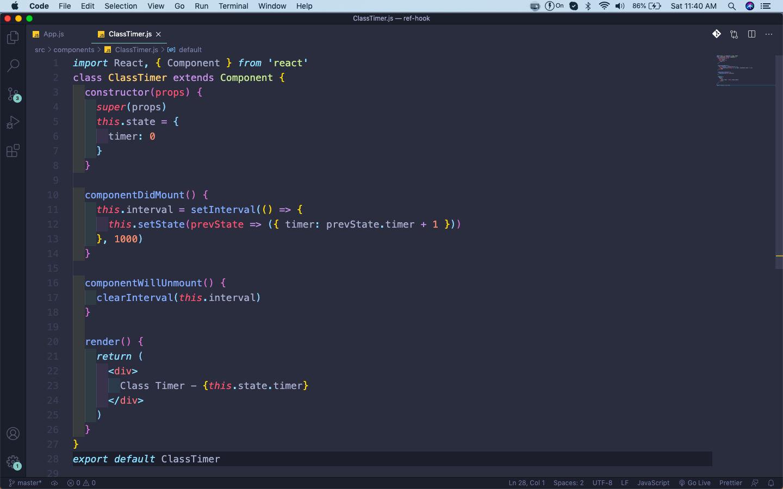 ClassTimer.js