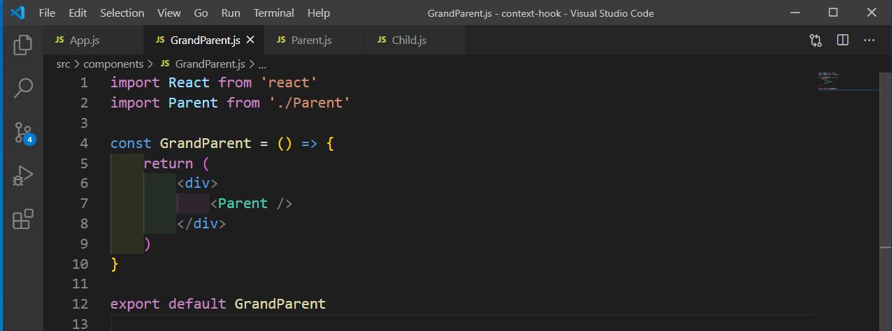 GrandParent.js