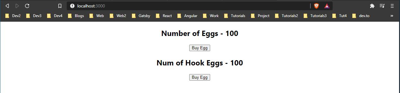 Hook Eggs
