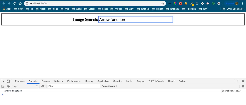 Magic of Arrow Function