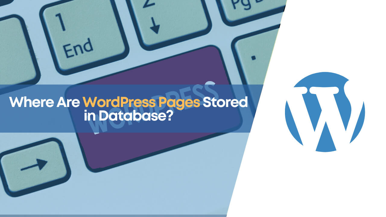 where wordpress pages are stored, where wordpress pages stored, wordpress page location in sql database, wordpress pages