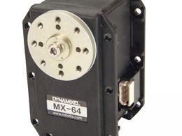 Dynamixel MX-64R Smart Serial Servo (RS-485)