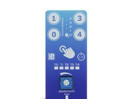 Mikroe Cap Extend 3 click - 4 Key Capacitive Touch Sensor - MTCH105