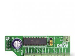 Mikroe mikroDrive Board