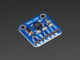 ADXL335 - 5V ready triple-axis accelerometer 3g analog out