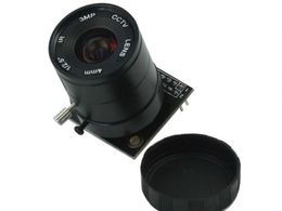 ArduCam 5 MP Camera Module OV5642 w/ CS Mount Lens