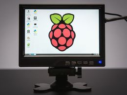 "7"" Display 1280x800 (720p) IPS + Speakers - HDMI/VGA/NTSC/PAL"