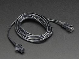 In-line power cable 1 meter long extension cord (for EL wire)