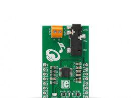 Mikroe AudioAmp click