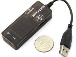 USB Current Voltage Sensor