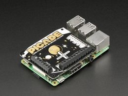Pimoroni Picade HAT for Raspberry Pi