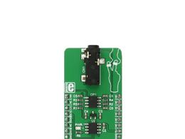 Mikroe GSR click -  Electrodermal Activity (EDA) Measuring Sensor